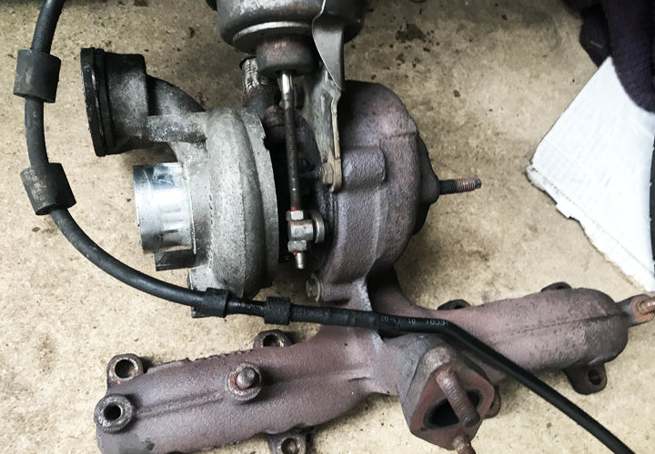 Skoda Fabia Vrs Bare Turbocharger Mk1