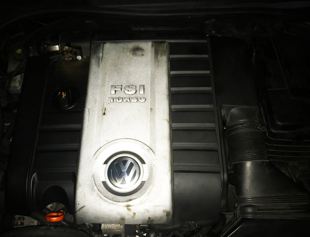 VW GOLF GTI MK5 - ENGINE