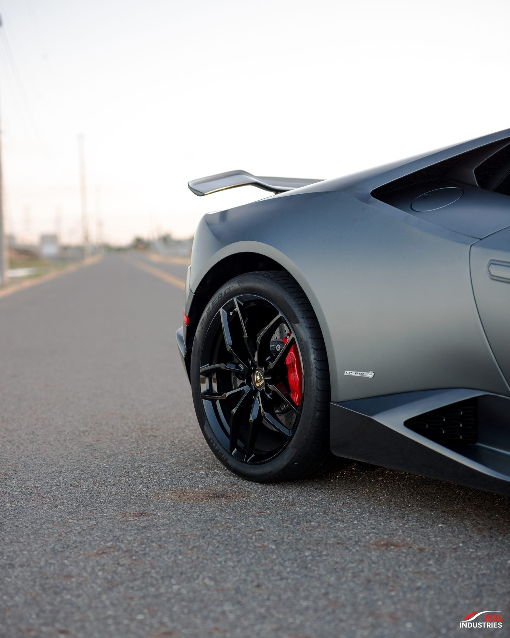 LAMBORGHINI HURACAN 1016 INDUSTRIES AERO KIT