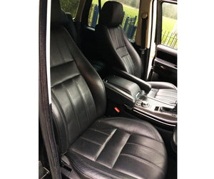 Range Rover Sport HSE Leather Passengers Side Arm Rest (Black)