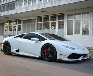 LAMBORGHINI HURACAN DMC CARBON SIDE SKIRTS