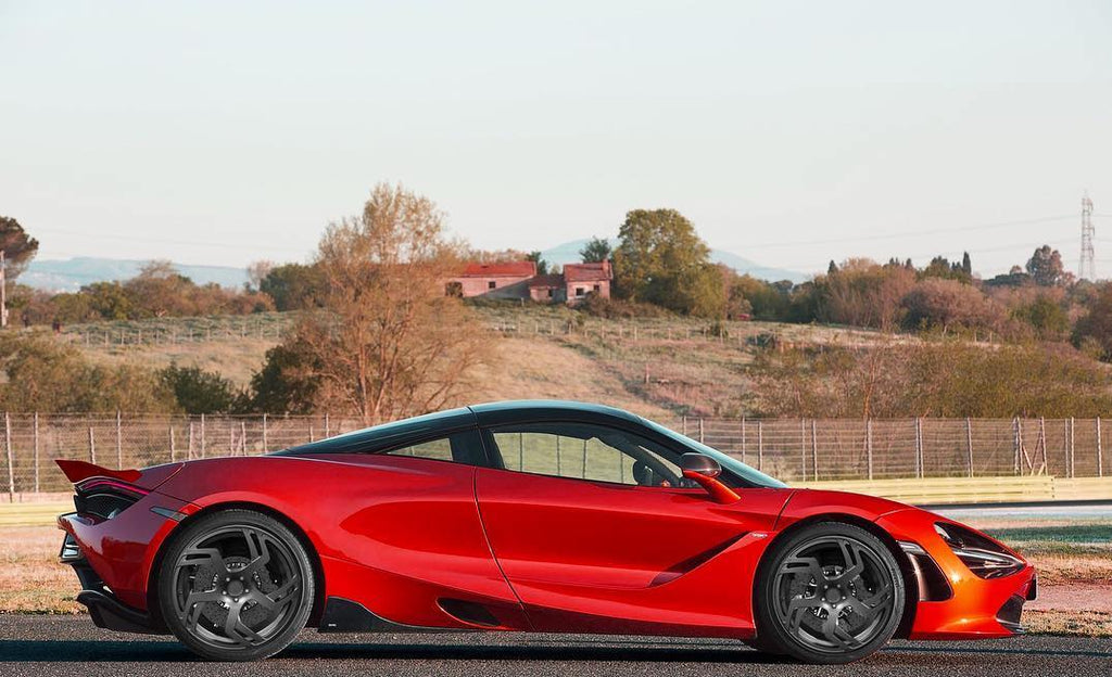 MCLAREN 720S DMC SIDE SKIRTS