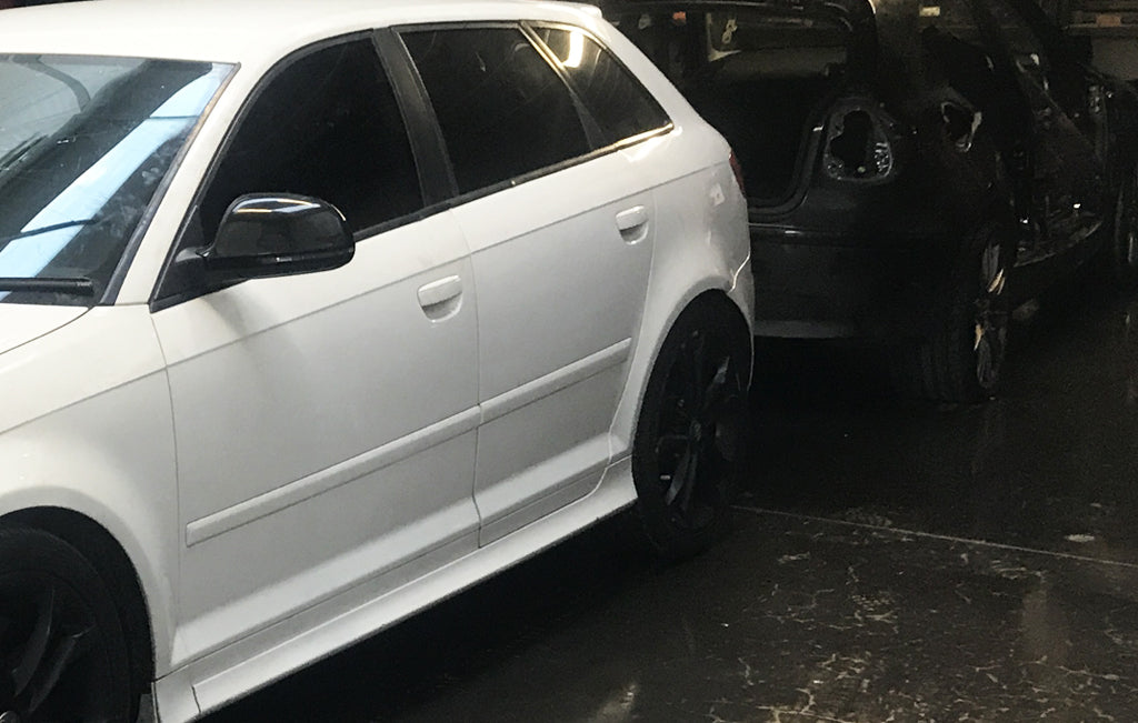 AUDI S3 8P FACELIFT -  PASSENGERS SIDE REAR DOOR