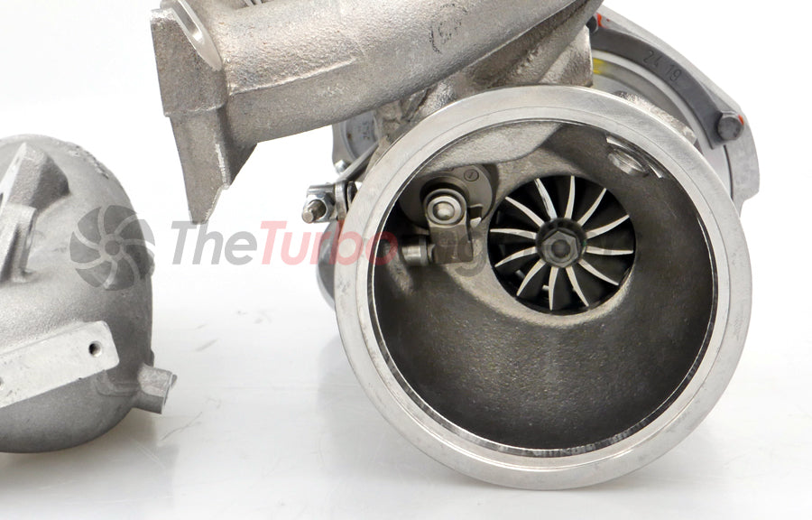 AUDI TT RS THE TURBO ENGINEERS TTE500 HYBRID K16 TURBO CHARGER