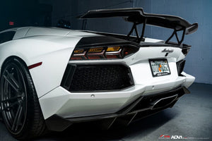 LAMBORGHINI AVENTADOR 1016 INDUSTRIES REAR WING