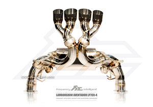 LAMBORGHINI AVENTADOR LP700-4 FI EXHAUST EVOLUTION VERSION