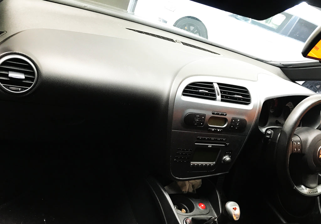 SEAT LEON CUPRA MK2 / K1 - DASHBOARD WITH AIRBAG