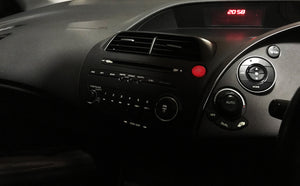 Honda Civic Type R FN2 - Dashboard