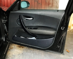BMW 1 Series E87 / E81 / Drivers Side Front Door Card