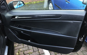 Astra Vxr / Mk5 Drivers Side Front Leather Door Card