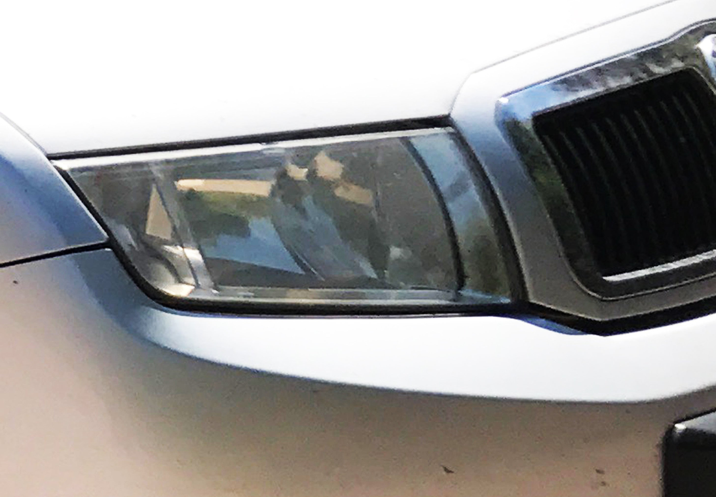 Skoda Fabia Vrs Drivers Side Headlight Mk1