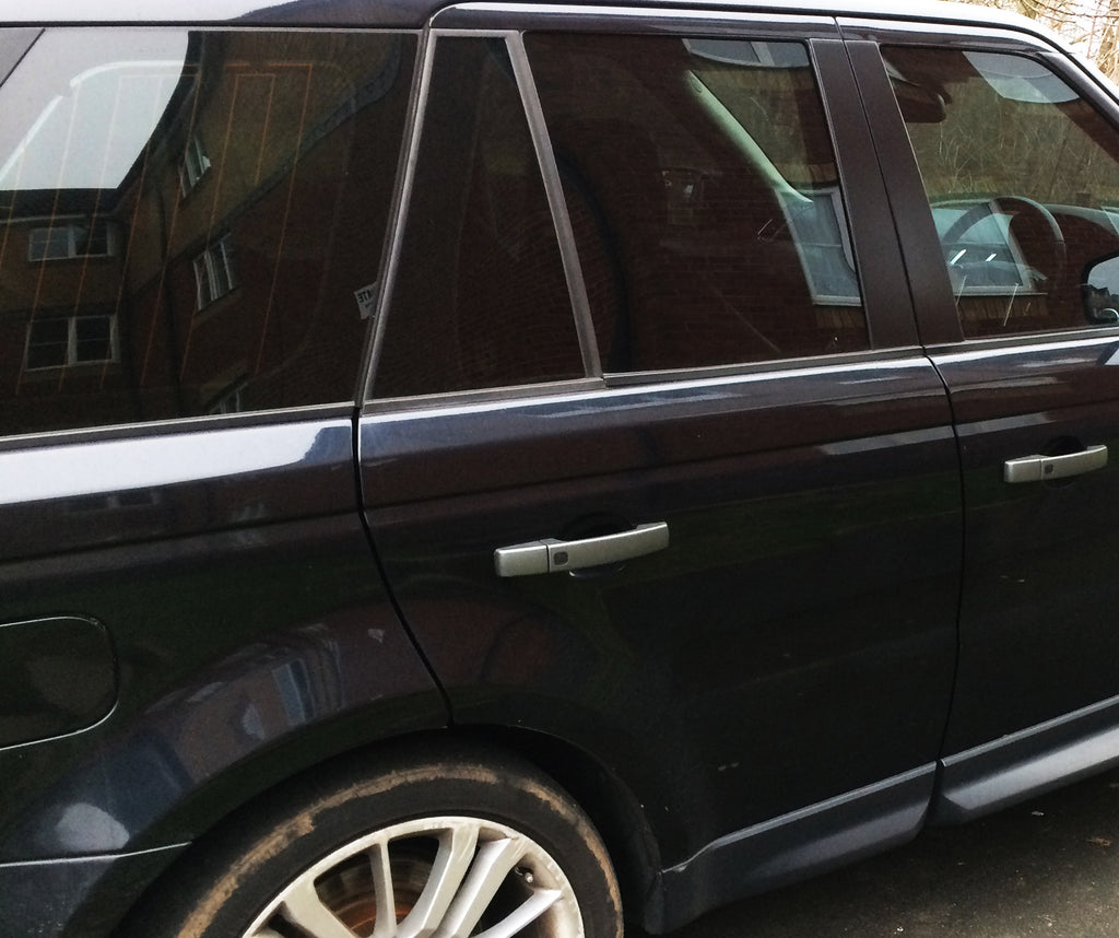 Range Rover Sport Drivers Rear Door