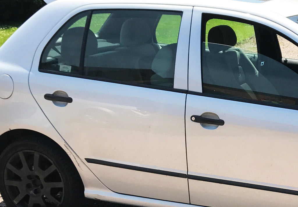 Skoda Fabia Vrs Drivers Side Rear Door
