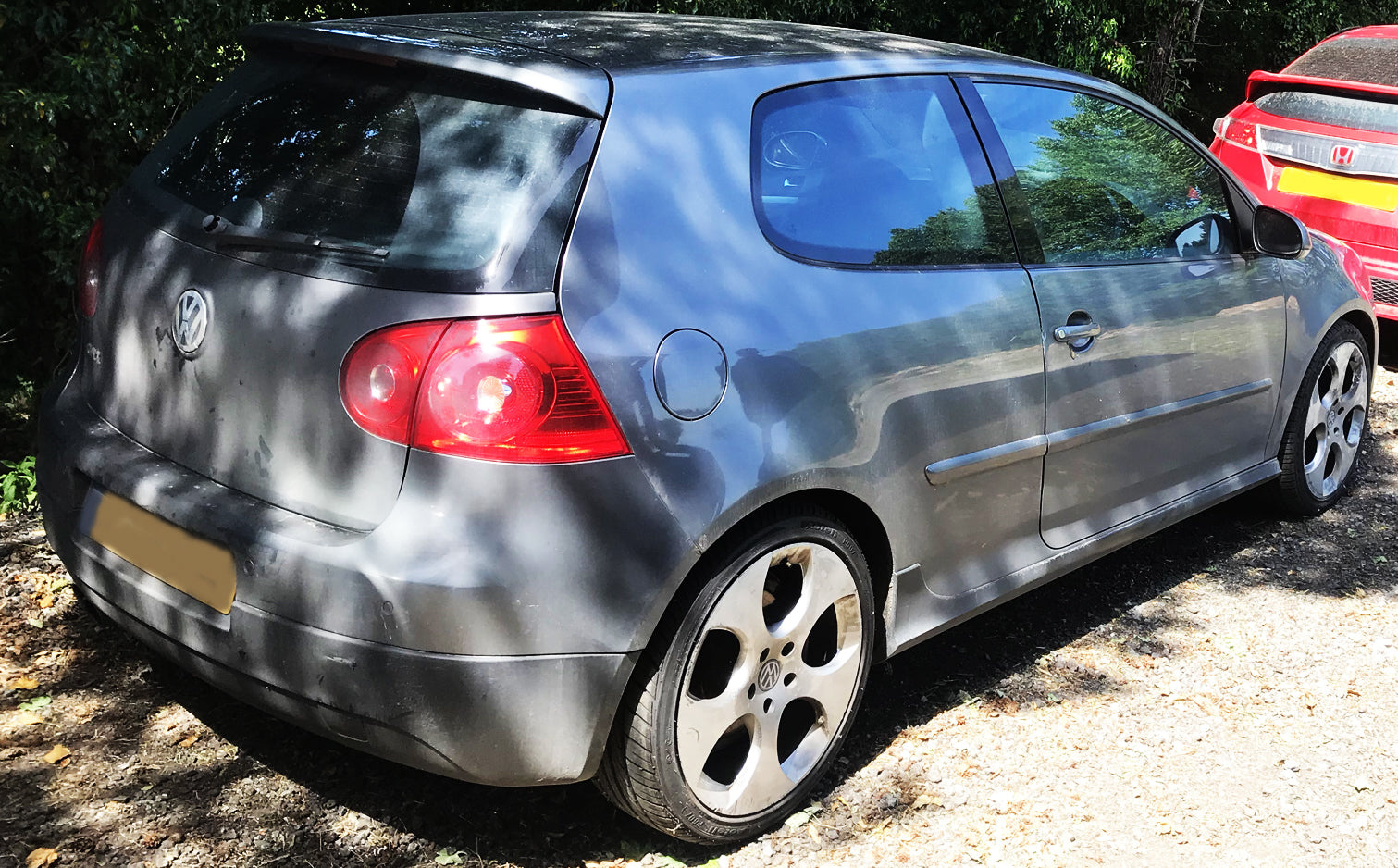 VW GOLF GTI MK5 - SIDE SKIRTS