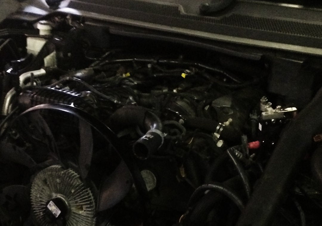 Land Rover Discovery 4 Engine (L319) Low Miles