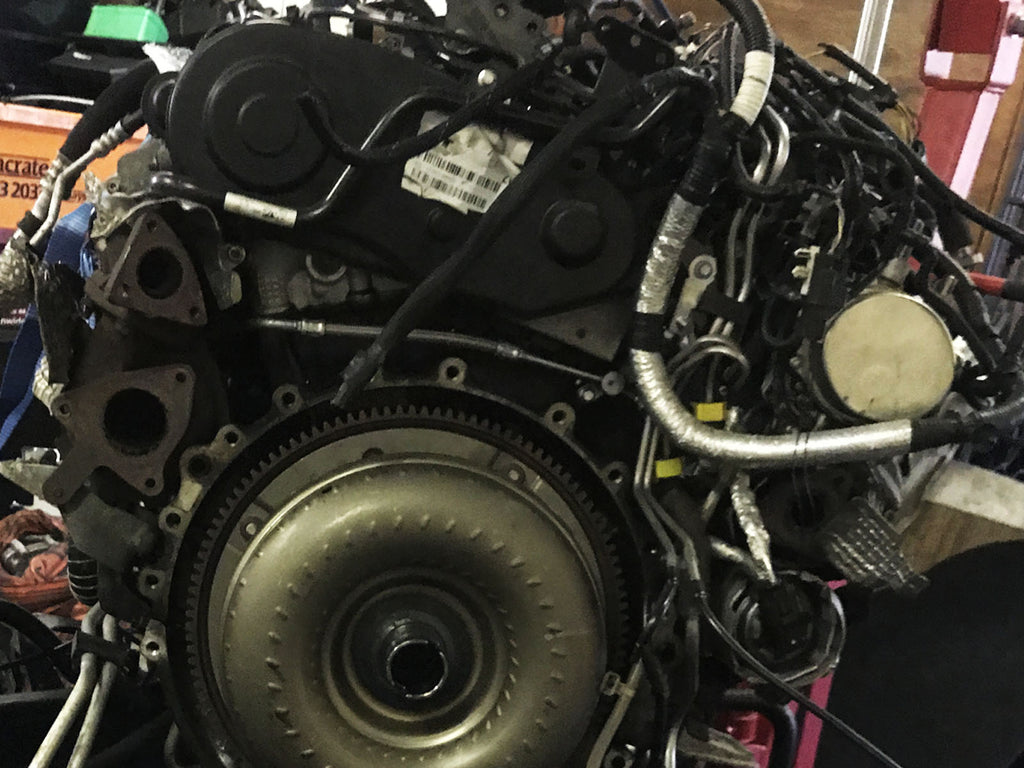 Range Rover Sport Engine Complete / Turbo / (L320) Low Miles