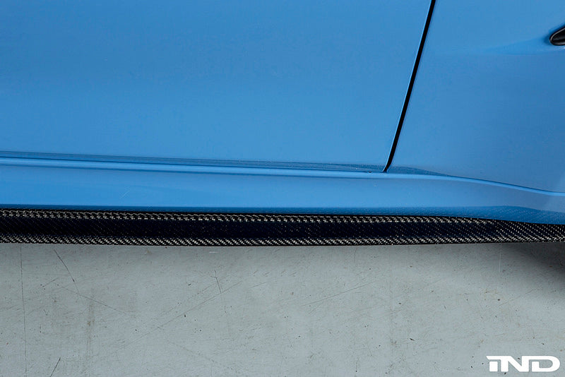 BMW M3 F80 CARBON FIBER SIDE SKIRTS