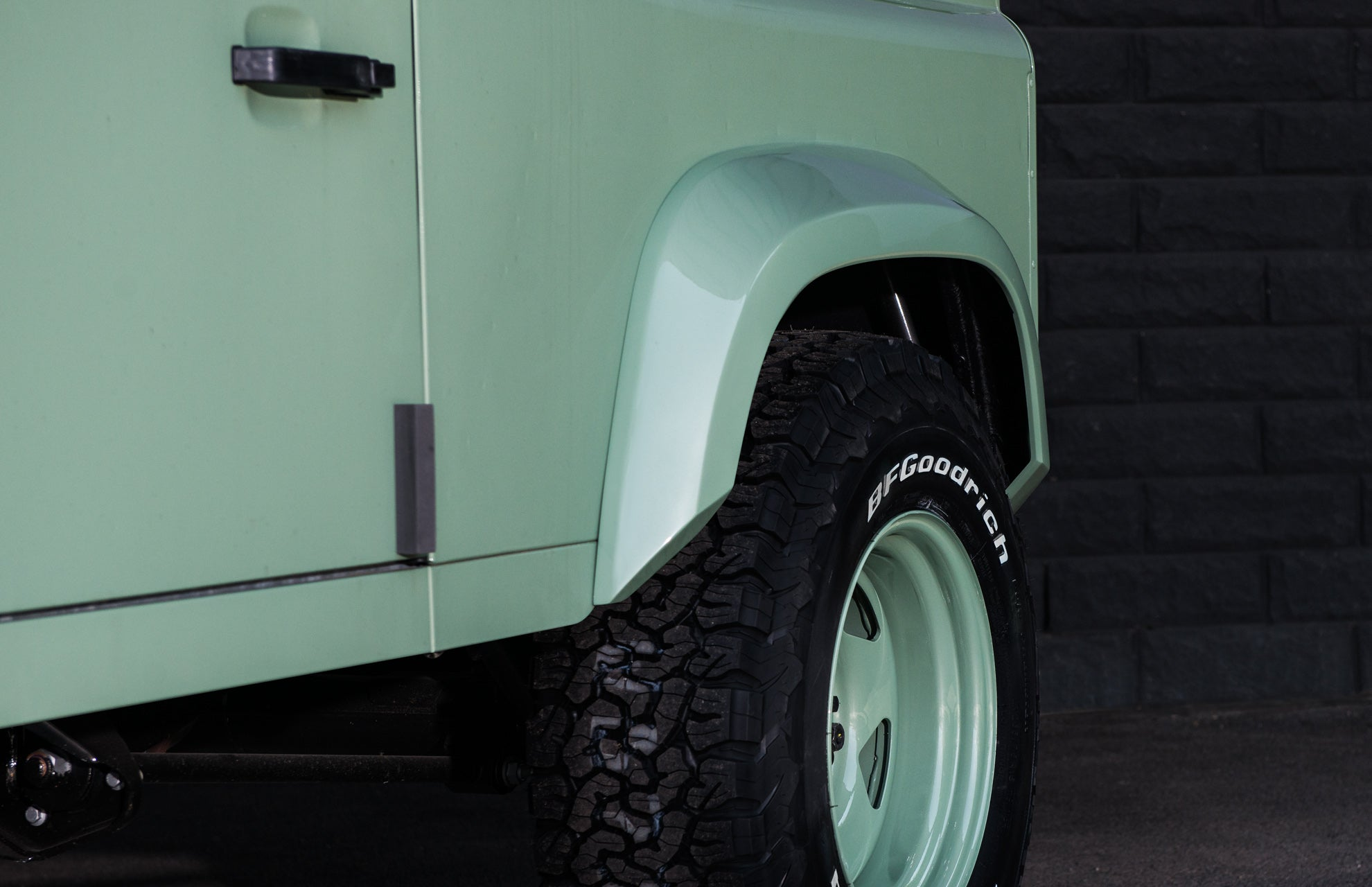 LAND ROVER DEFENDER - CTC FOREST ARCHES