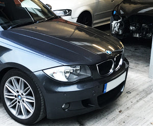 BMW 1 Series E87 M Sport / Front Drivers Side Wing