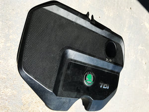 Skoda Fabia Vrs Engine Cover MK1