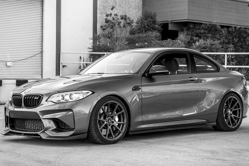 BMW M2 VORSTEINER VRS AERO SIDE SKIRTS