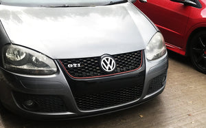 VW GOLF GTI MK5 - FRONT GRILL
