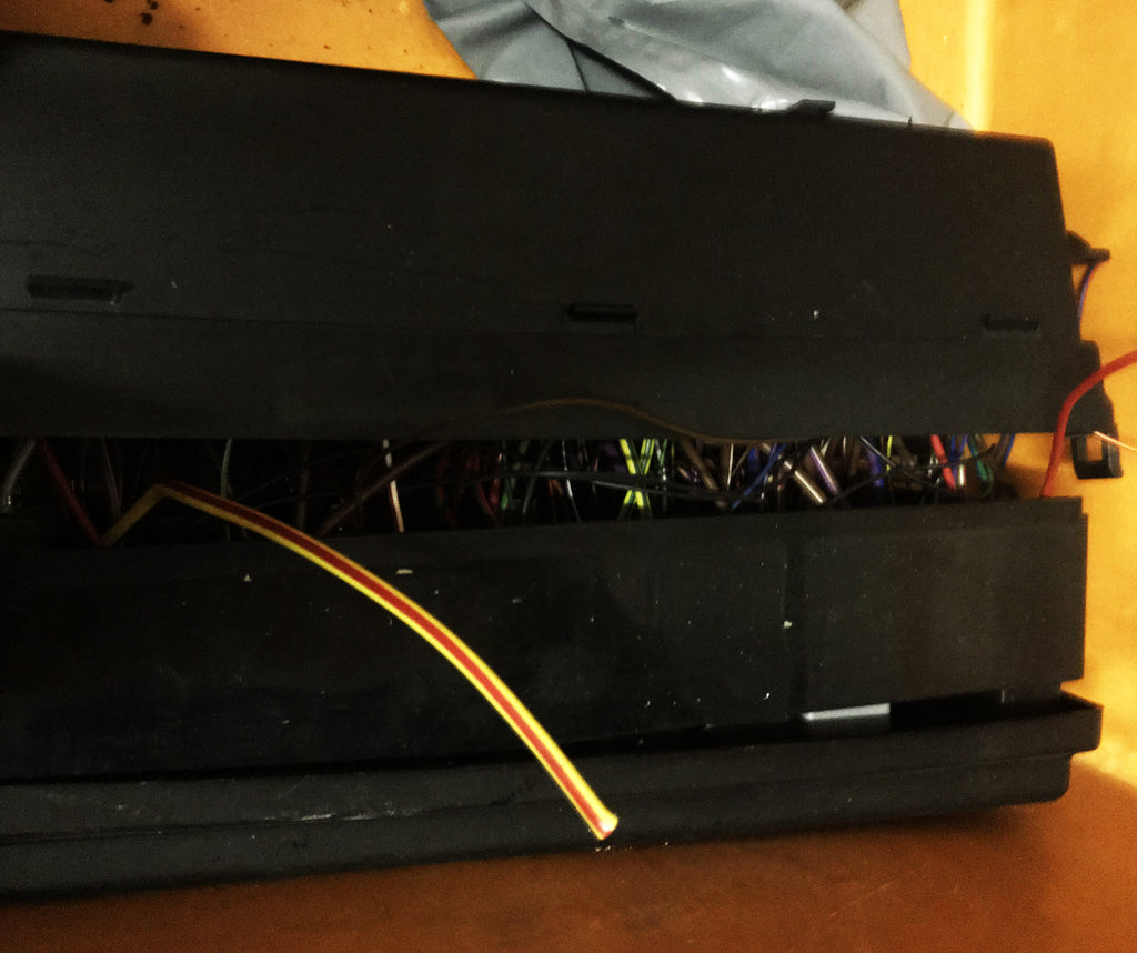 Range Rover Sport HSE Engine Bay Fuse Box