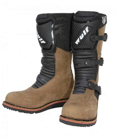 Wulf Trials Boots