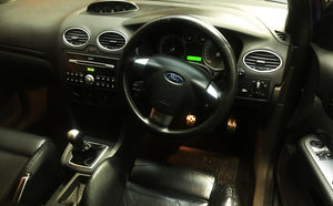 Ford Focus ST - Steering Wheel & Airbag