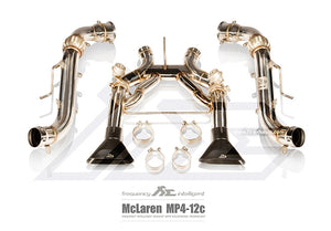 MCLAREN MP4-12c FREQUENCY INTELLIGENT EXHAUST