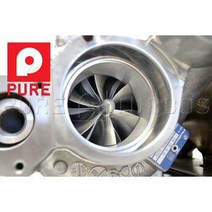 BMW M135i F20 PURE TURBOS STAGE 2 TURBOCHARGER KIT 500+WHP