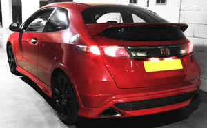 Honda Civic Type R FN2 - Passengers Rear Light & Passengers Wing Mirror