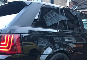 Range Rover Sport HSE Rear Passengers Side Quarter Panel