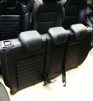 Corsa Vxr / Full Leather Recaro Rear Seat