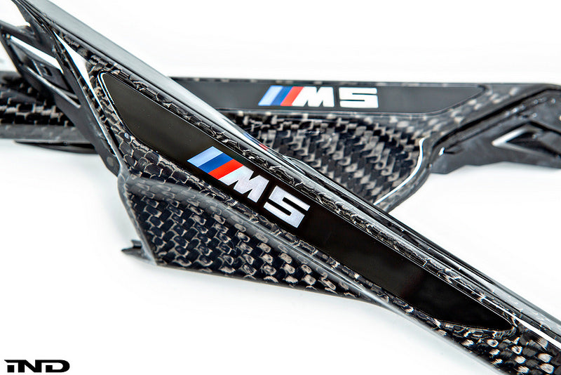BMW M5 F90 RKP CARBON SIDE GRILLE SET