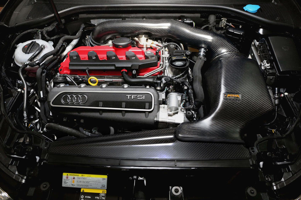 AUDI RS3 8V PIPERCROSS / ARMA INDUCTION KIT