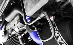 Ford Focus ST - Ram Air Oversized Cone Filter & Hose