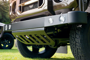 LAND ROVER DEFENDER - CTC SUMP GUARD