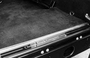 LAND ROVER DEFENDER - CTC BOOT SILL PLATE