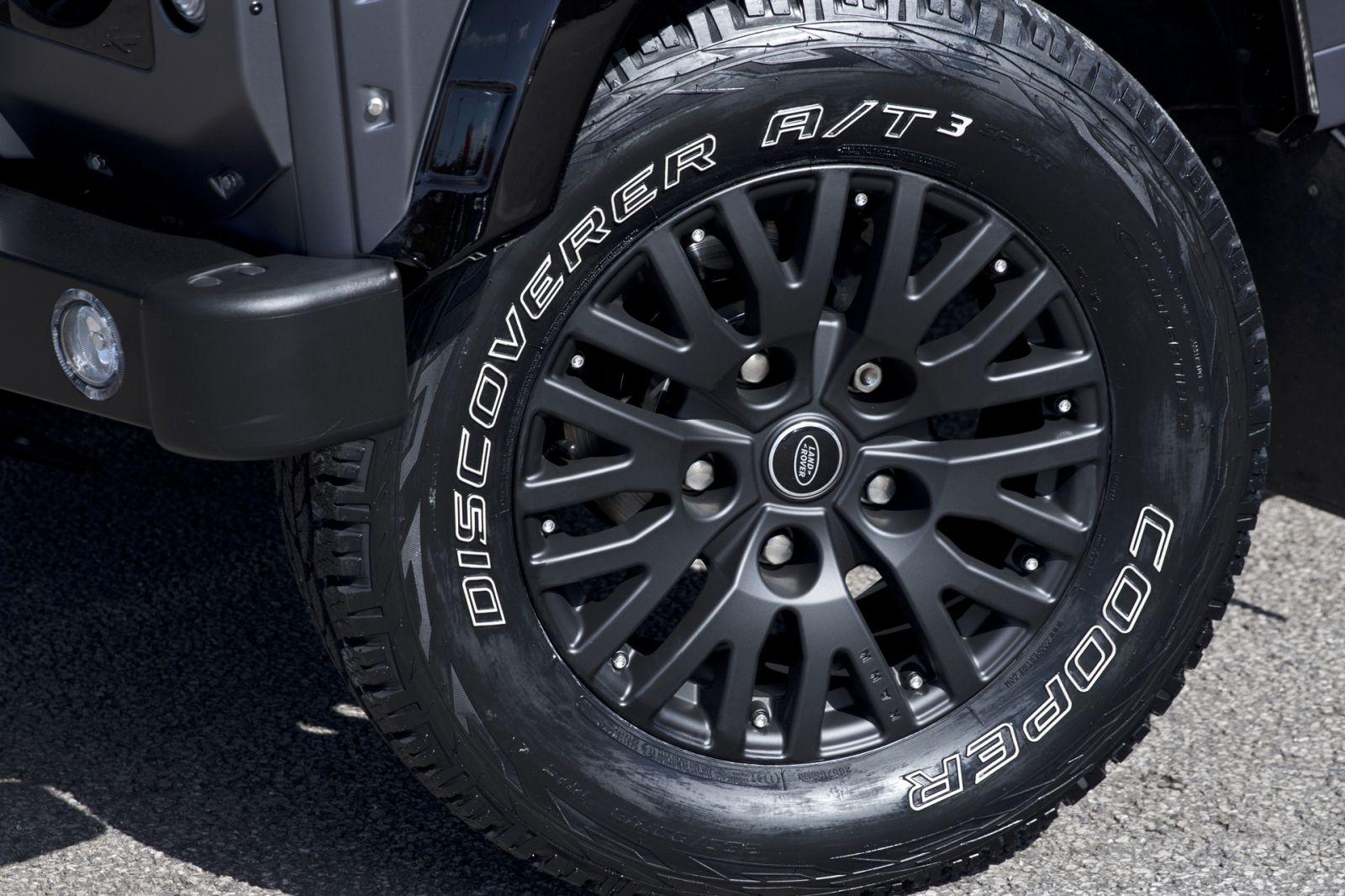 LAND ROVER DEFENDER - CTC 1983 WHEELS