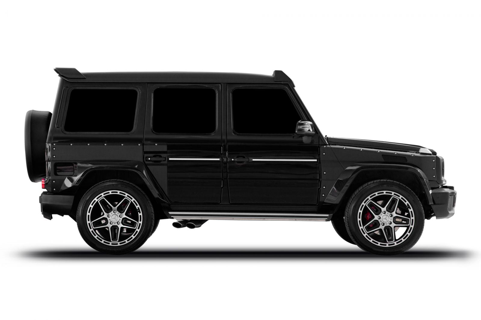 MERCEDES G CLASS / G63 AMG CTC - HAMMER EDITION KIT
