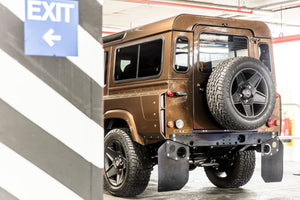 LAND ROVER DEFENDER - CTC RETRO CLASSIC WHEELS
