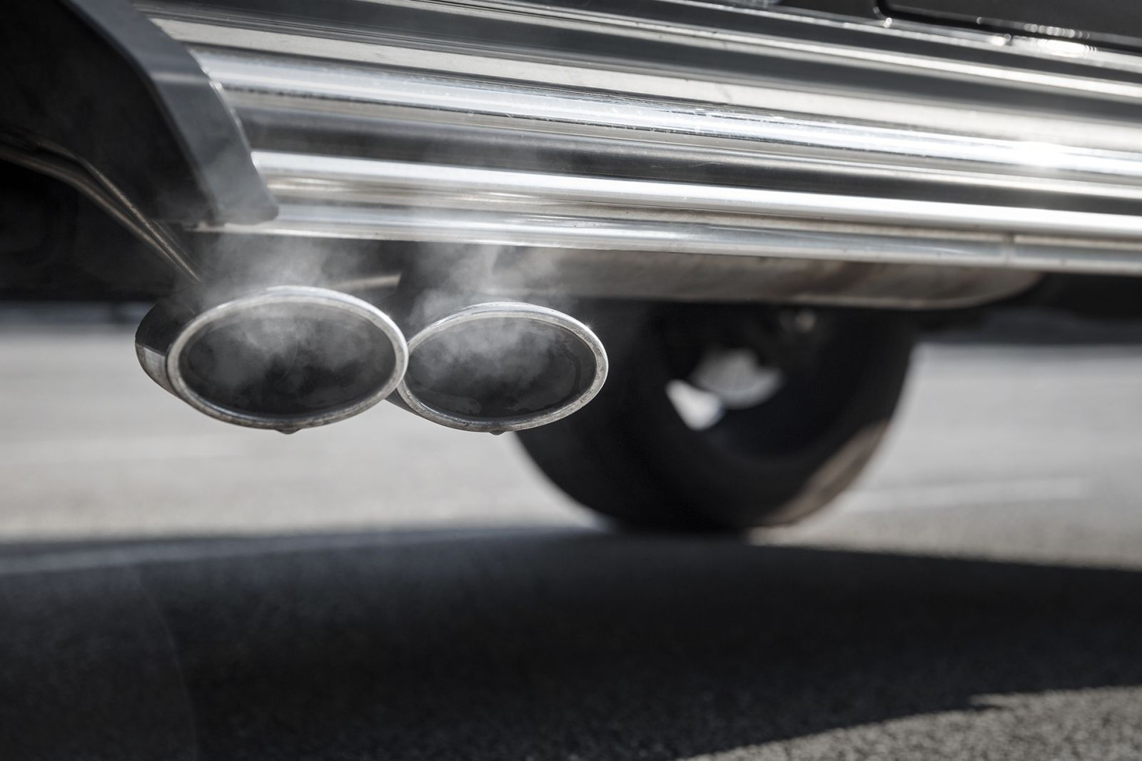 MERCEDES G CLASS CTC - TWIN EXHAUST SIDE PIPES (NON AMG MODELS)