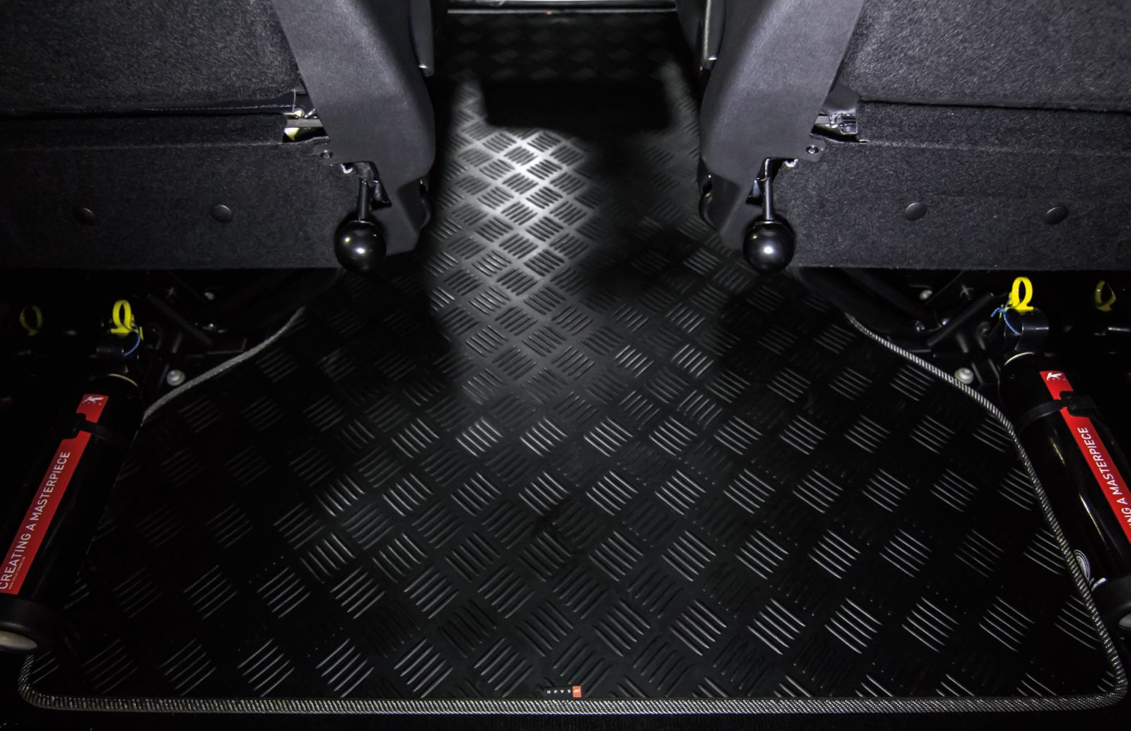 LAND ROVER DEFENDER - CTC REAR BOOT MAT