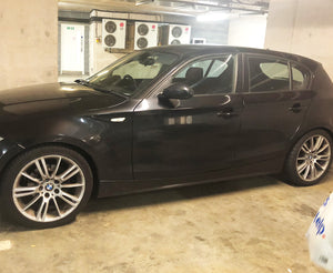 BMW 1 Series E87 / Front Passengers Side Wing