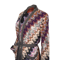 Missoni Cardigan Classic Knit Light Weight M
