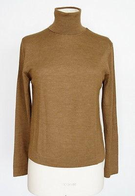Hermes Top Feather Light Cashmere Gorgeous Mocha M