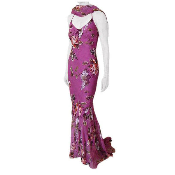 Dolce&Gabbana Dress Floral Gown As Seen On Red Carpet 40 / 6