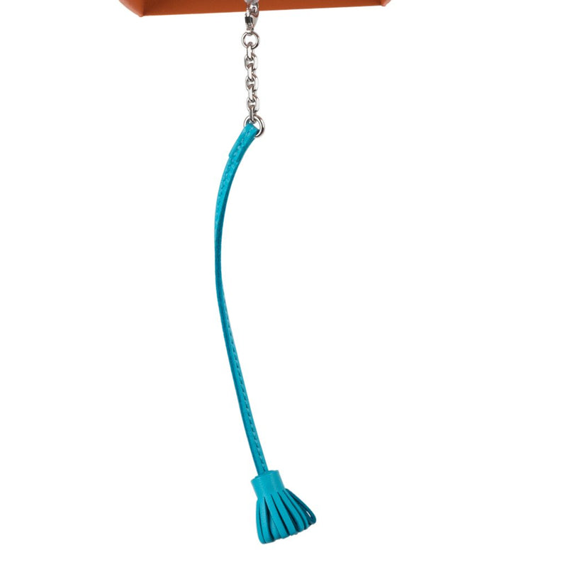 Hermes Carmencita Page Marker Blue Aztec Small Model