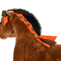 Hermes Hermy The Horse Plush Toy Small Model PPM New - mightychic